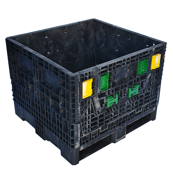 Contenedores de plástico 30x32x25