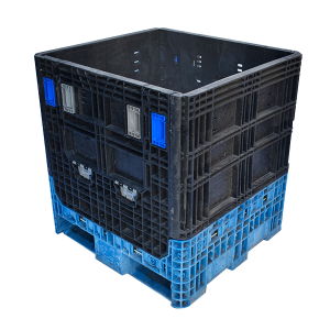 Contenedores de plástico 30x32x34