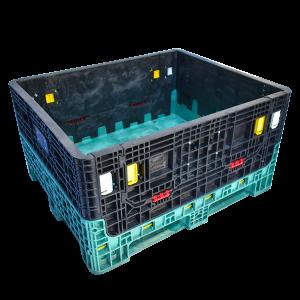 Contenedores de plástico 40x48x25