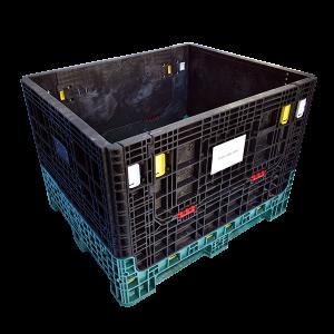 Contenedores de plástico 40x48x34