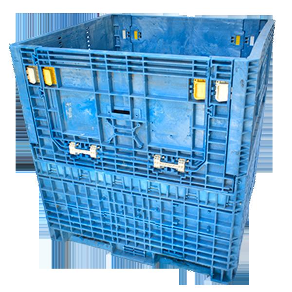 Contenedores de plástico 45x48x50