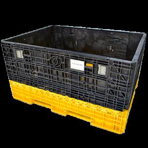 Contenedores de plástico 48x64x34