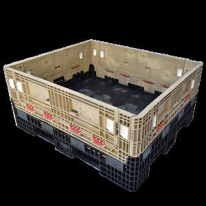 Contenedores de plástico 56x48x25
