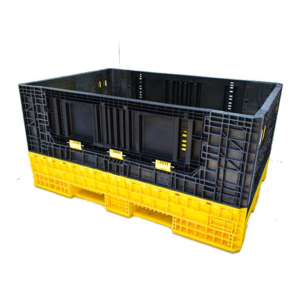 Contenedor de plastico 70x48x34
